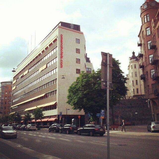 Omenahotels Stockholm på torsgatan 10