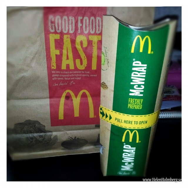 Propoints för McDonalds
