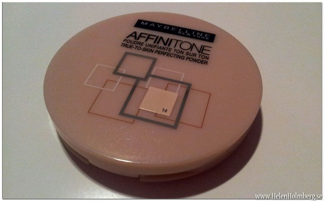 Maybelline new york Affinitone Powder, nyans 14