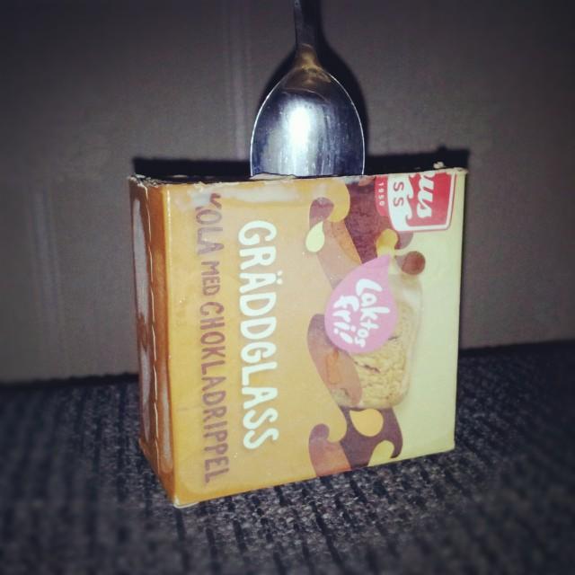 Laktosfri glass från Åhus glass