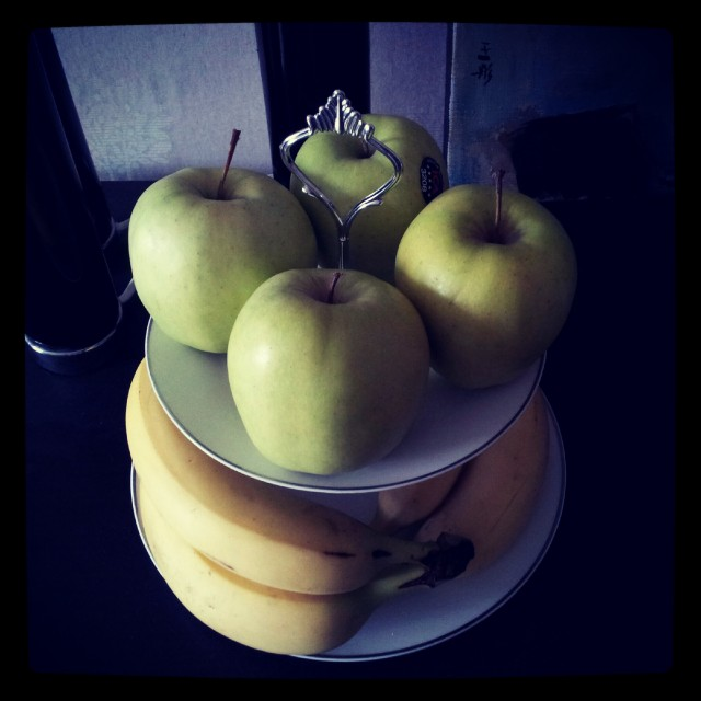 Kakfat kan vara bra till annat än kakor, fruktfat är ett mycket bättre alternativ