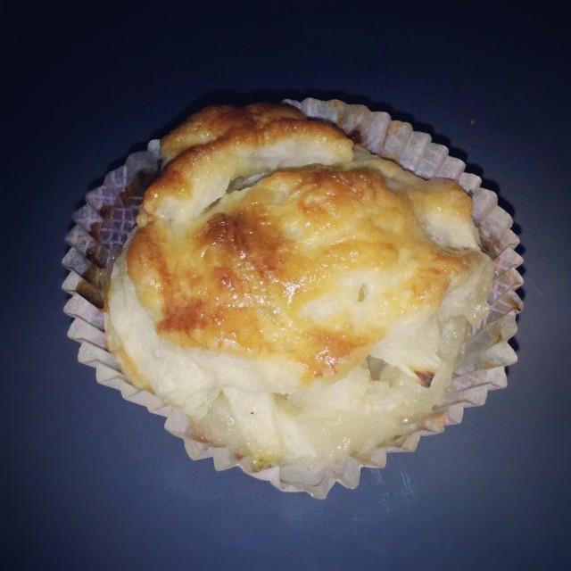 Helens små äppletorn av smördeg och äpple med smak av kanel
