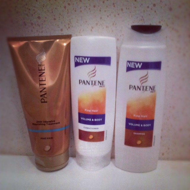 Pantene Pro-V Fine Hair Volume & Body hårkit