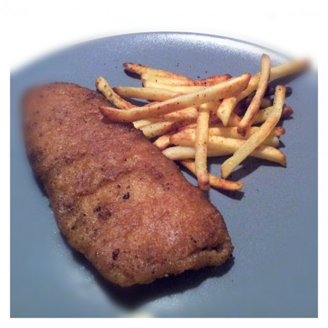 findus fiskpinne xl och pommes stripes