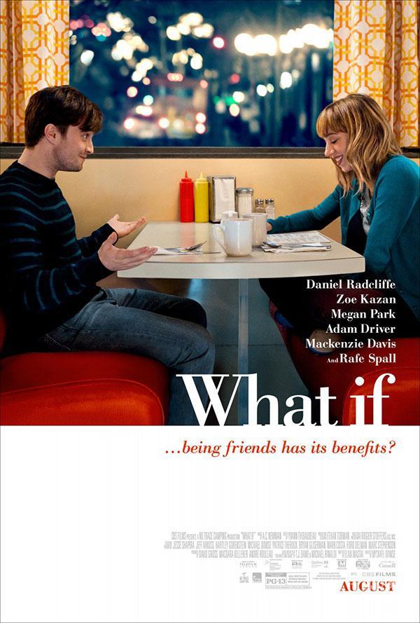 Filmkväll med 2x Daniel Radcliffe #film #filmkväll #whatif #harrypotter