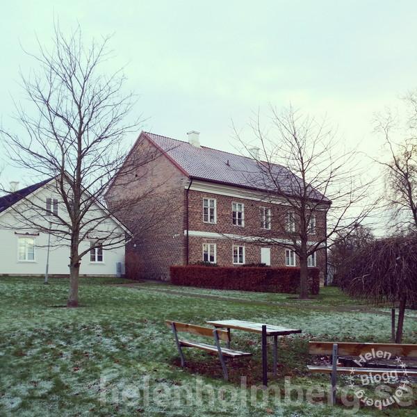 Vinterns första snö #snö #frost #promenad #mörarp