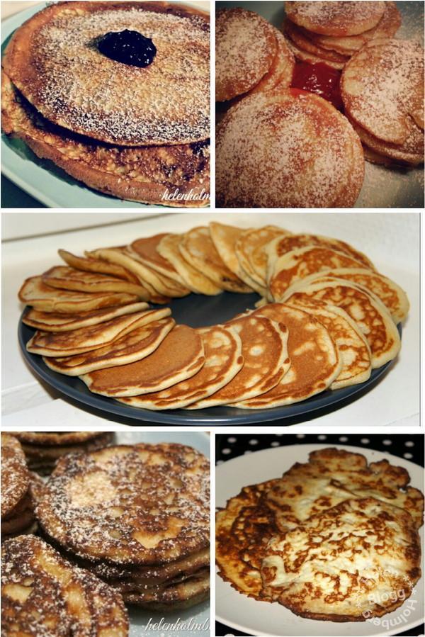 Internationella pannkaksdagen #pancakeday #recept