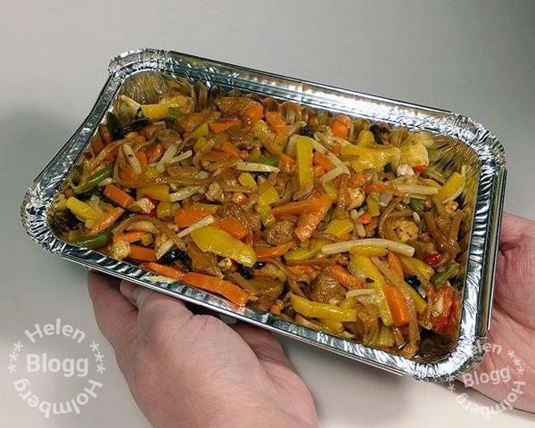 Tisdag #middag #dagensmiddag #wok #nudlar