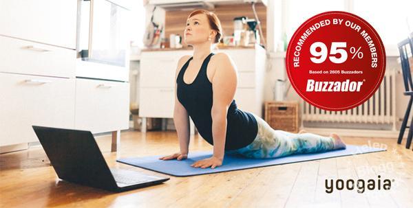 Ska prova yoga #buzzadorsverige #buzzador #buzzadorsverige #yoogia #yoga