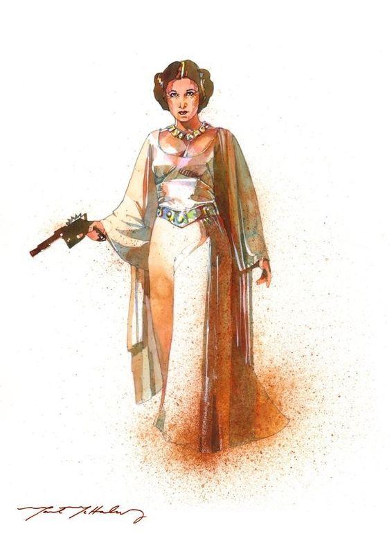 Prinsessan Leia