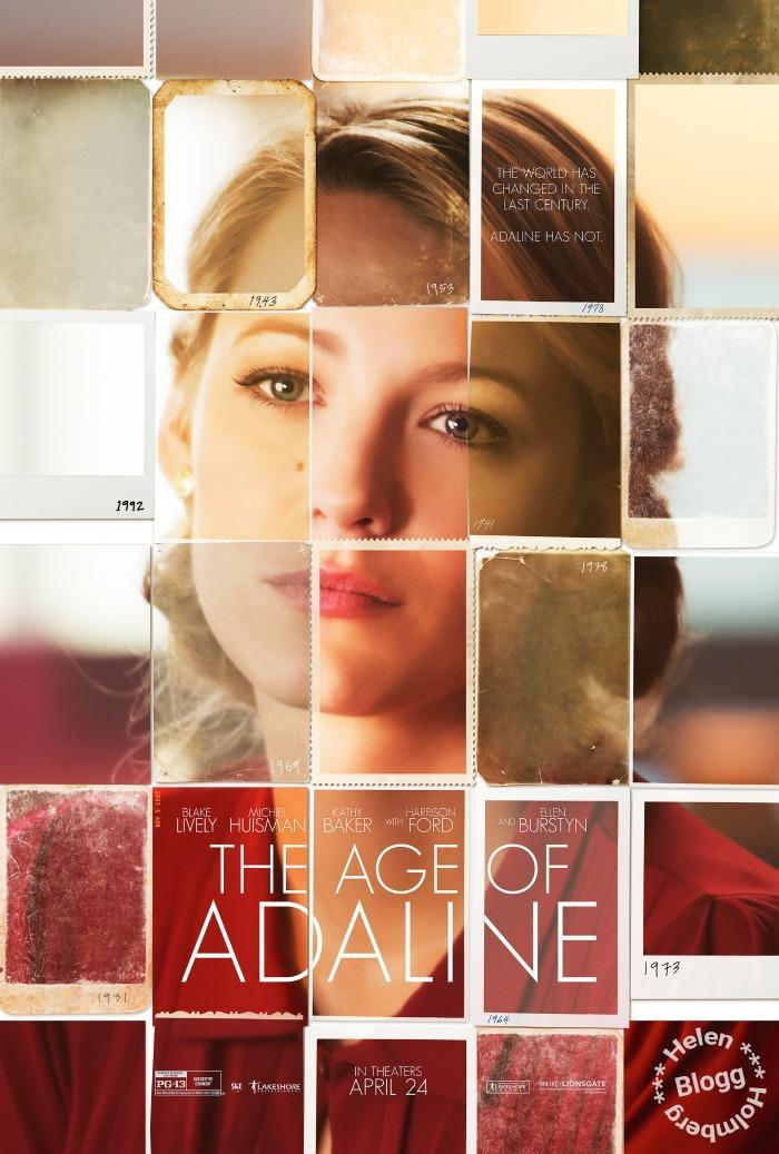 Årets bästa film, The age of Adaline