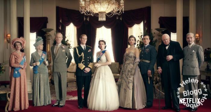 The Crown en serie ni inte får missa