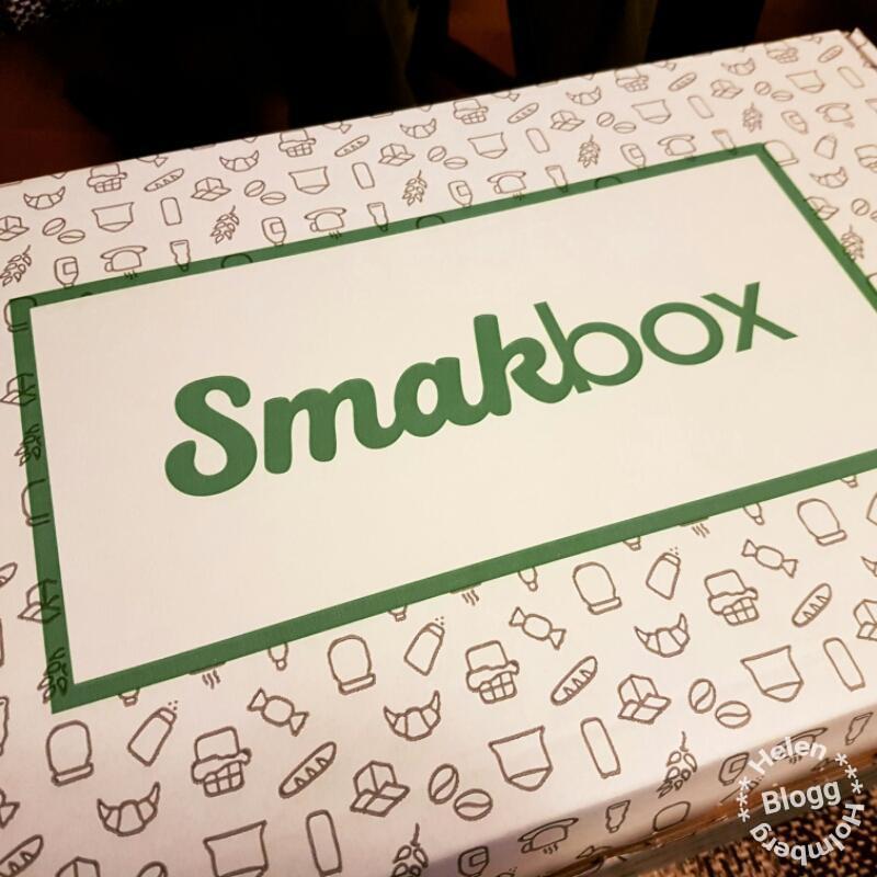 En unboxing video av Smakbox Tillsammans