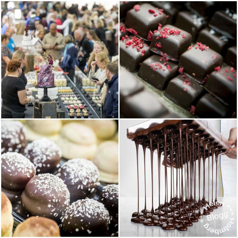 Äntligen min första bak & chokladfestival