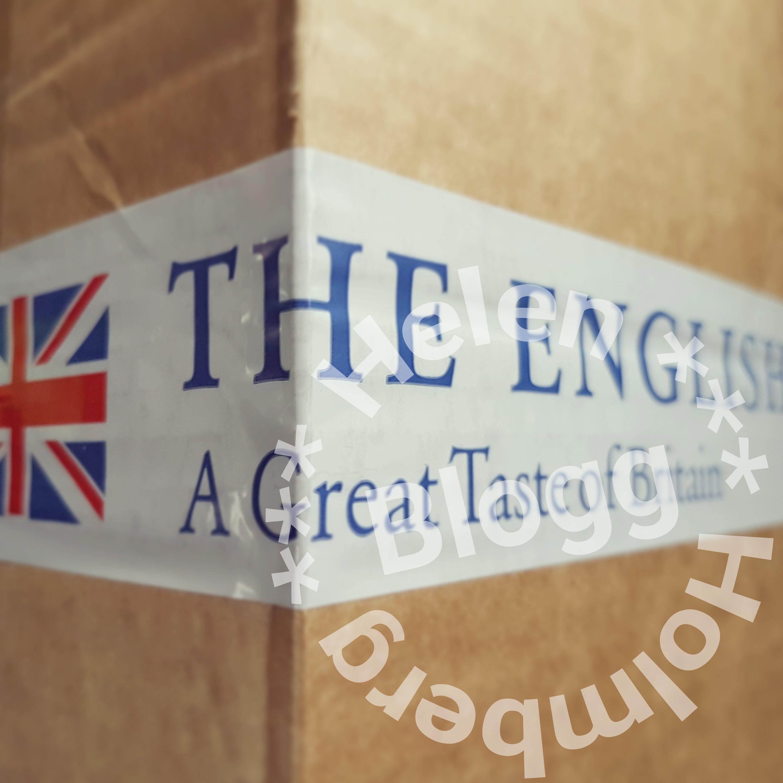 The English Shop Halloween haul