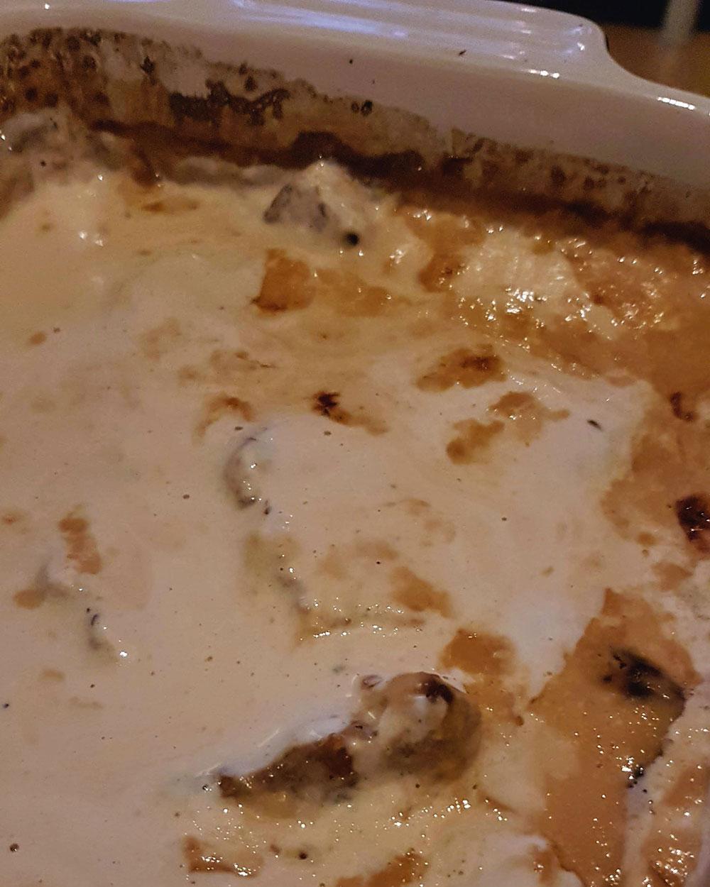 Första maj middag, en ytterfilé i ugnen + receptet